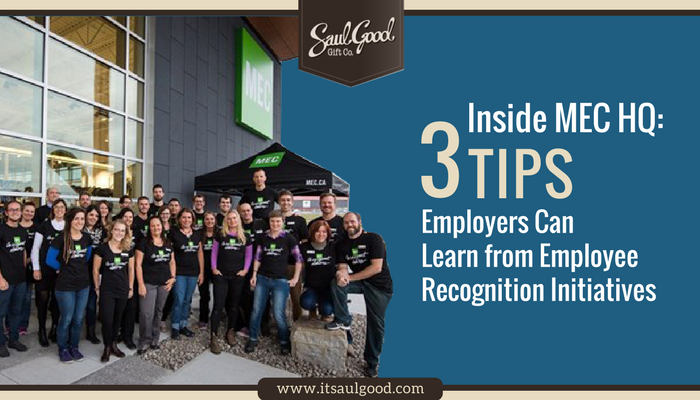Inside MEC HQ: 3 Tips Employers Can Learn from Employee