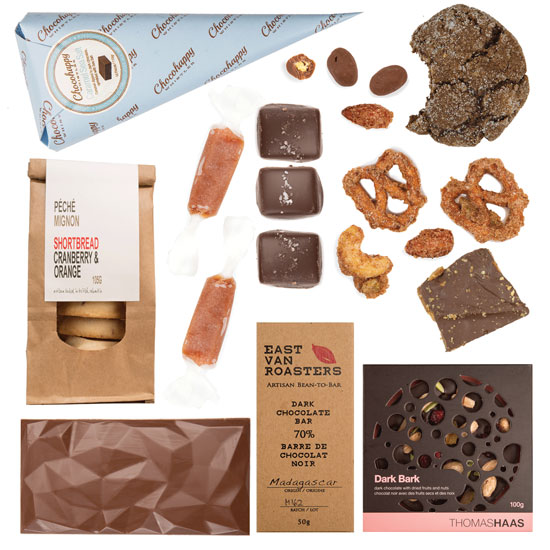 vancouver best chocolate gift delivery