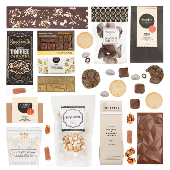 Delicious chocolates and confections from Canada