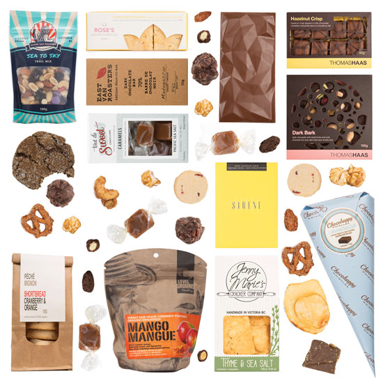 Easy to share treats to send as a business gift