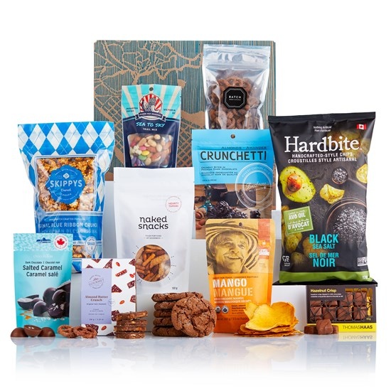 Corporate Gift Baskets Vancouver