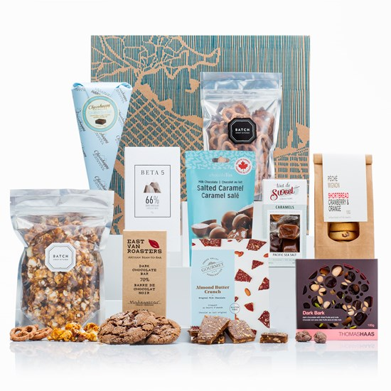 Chocolate Gift Baskets Vancouver