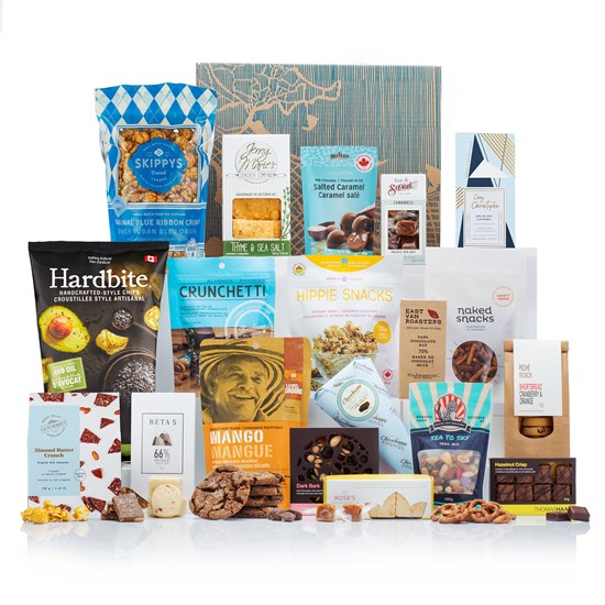 Corporate Gift Basket Delivery Canada