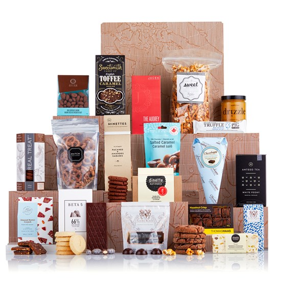 Gourmet Gift Basket Delivery Canada