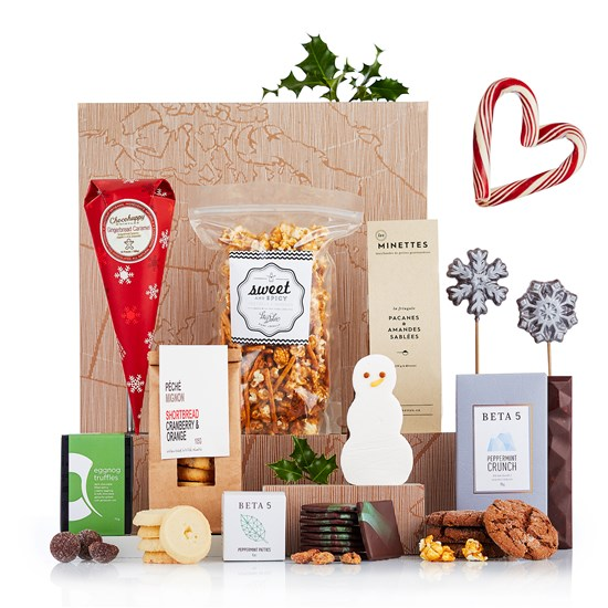 Christmas Gift Basket Delivery Canada