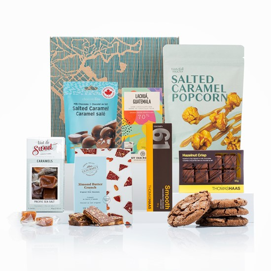 Confectionist chocolate delivery Vancouver