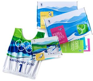 Vancouver 2010 Olympic Packaging