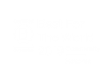 Certified B Corp. Best for the world.
