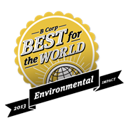 Best for the World Environment 2013
