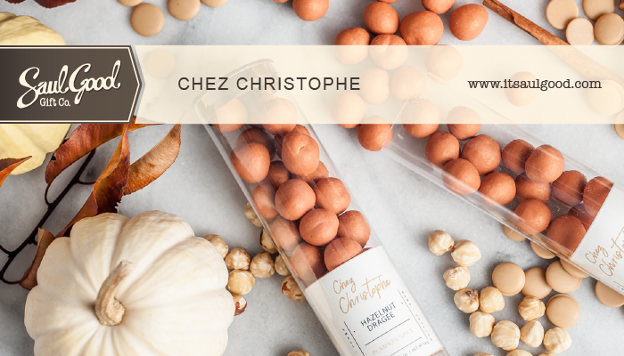 Chez Christophe blog header
