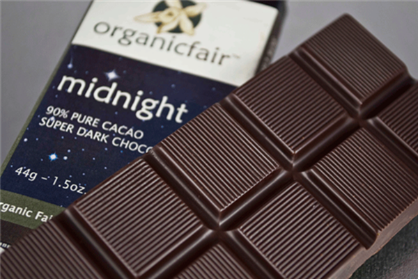 organic fair chocolate