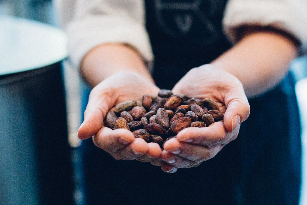 East Van Roasters Roasted Cacao Beans for Bean to Bar Chocolate