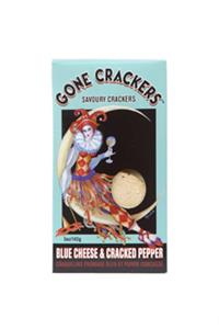 Gone Crackers Blue Cheese