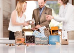 Corporate gifts Vancouver